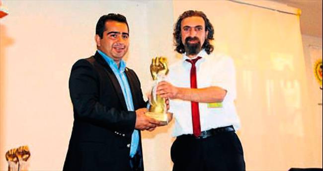 Antalyalı Sanax'a Ceylanpınar ödülü