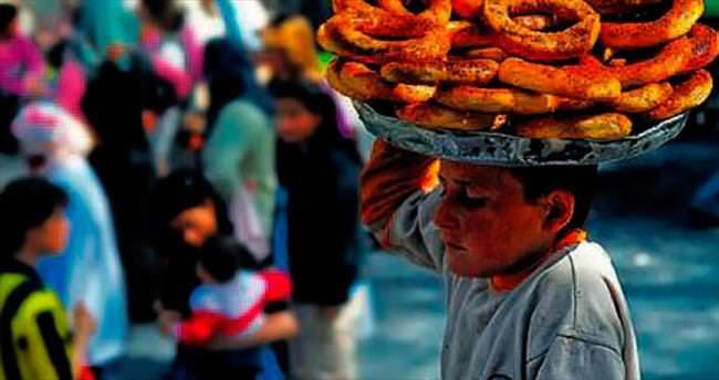 Manisa'da çocuk simitçilere yasak