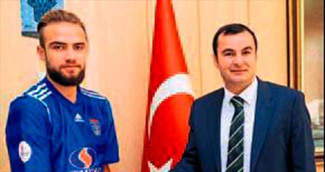 Gaziantep Büyükşehir'de Ahmet Sabri imzayı attı
