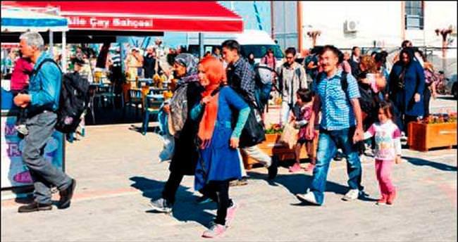 Çanakkale'de 227 kaçak yakalandı