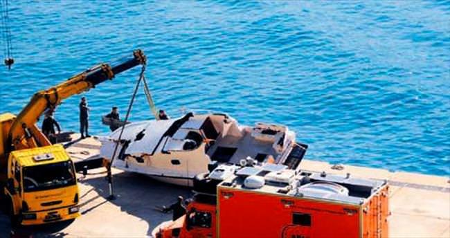 Tekne faciası sanıklarına 52 yıl hapis cezası