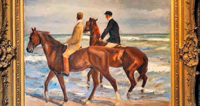 Simsar Gurlitt koleksiyonundan ilk tablo satışı
