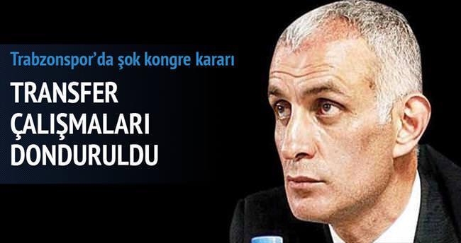 Trabzonspor'da kongre kararı!