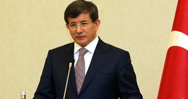 Başbakan Davutoğlu'nu güldüren öneri!