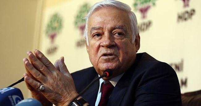 HDP'nin ilginç TBMM Başkanlığı hesabı
