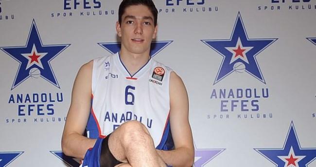 Cedi Osman NBA'de draft edildi