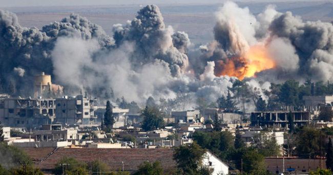 Kobani'de ölü sayısı 146'yı geçti