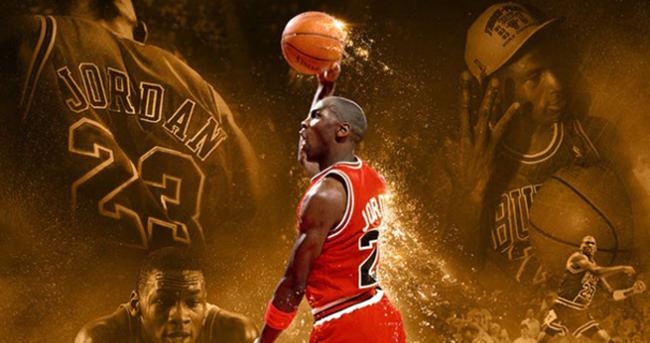Michael Jordan NBA 2K16 ile geri dönüyor