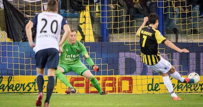 Feyenoord, Marko Vejinovic'i transfer etti