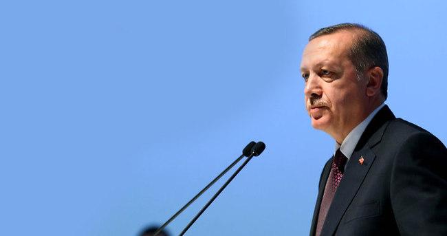 Erdoğan: Devlet kurulmasına asla müsade etmeyeceğiz