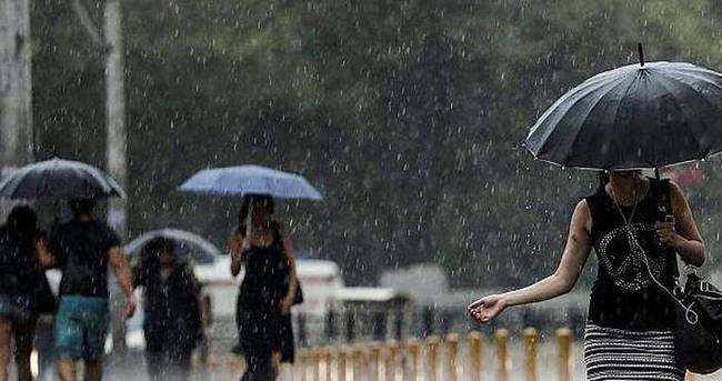 İstanbul için sabah şiddetli yağış uyarısı