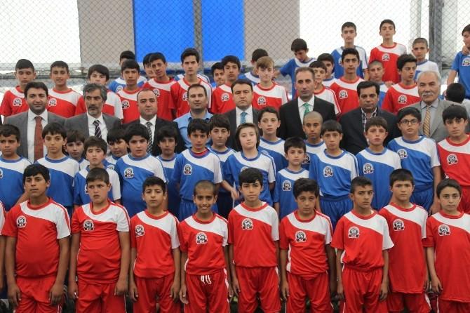 Ağrı'da Yaz Spor Okullarına Malzeme Dağıtılacak