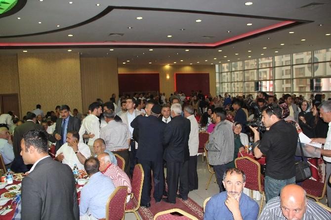 AK Parti Van İl Başkanlığının İftar Yemeği