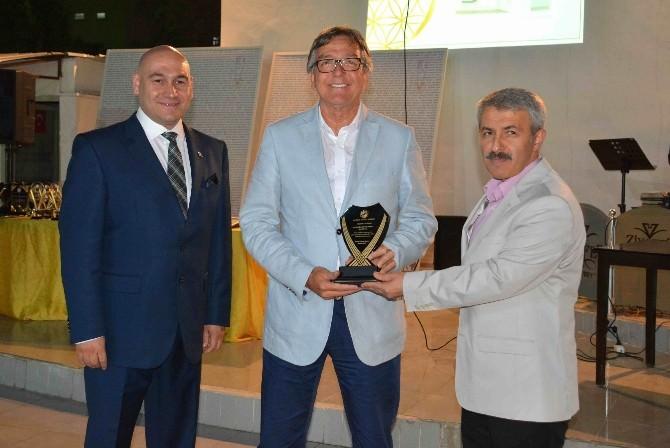 Akhisar Ticaret Borsası'ndan En Çok İşlem Yapan Firmalara Ödül