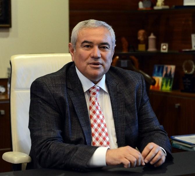 ATSO Başkanı Davut Çetin, Vergi Rekortmenlerini Kutladı
