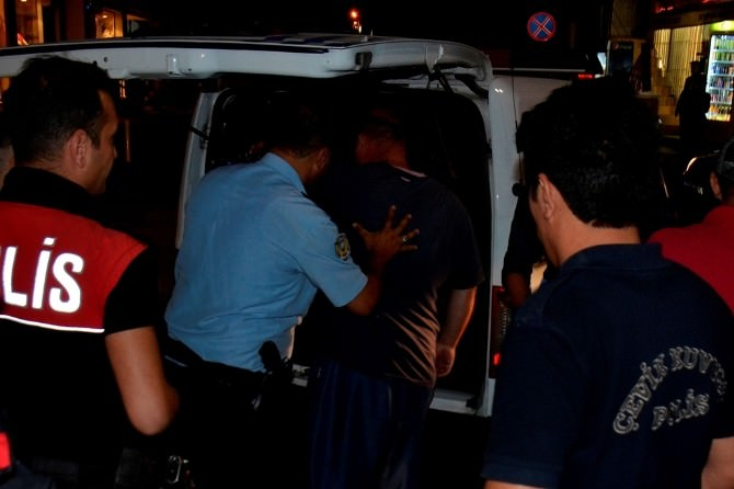 Bodrum'da Hırsız Polis Kovalamacısı