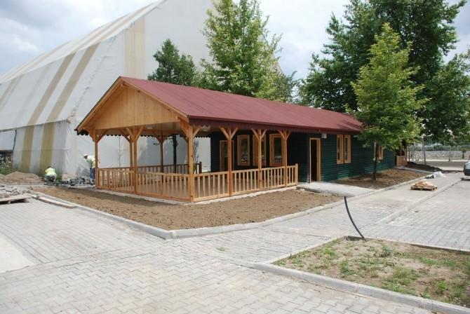 Çaycuma'da Yeni Pazar Yeri Faaliyete Geçti