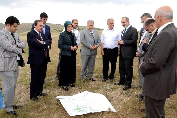 Konya'nın En Büyük Camisinin İnşaatı Yakında Başlayacak