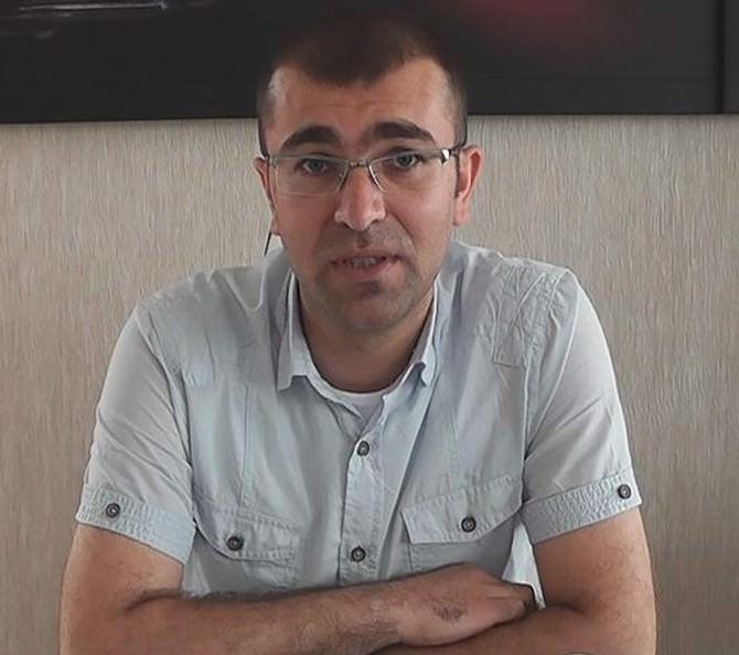 Halk Sağlığı Müdür Yardımcısı Dr. Yakup Yücel: