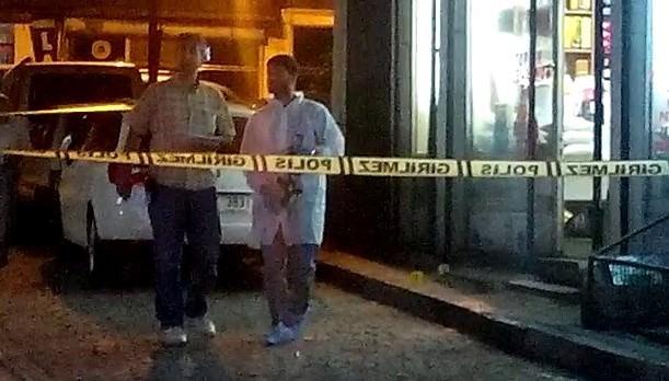 Sokak Ortasında Silahlı Ve Bıçaklı Saldırı: 1 Yaralı