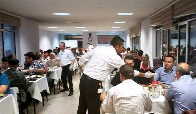 ESOGÜ Hastanesi'nde İftar Yemeği