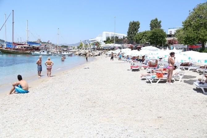 Bodrumda Halk Plajları Halka Hazır