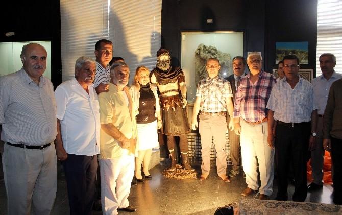 Jupiter Dolichenus'un Savaşçı Kıyafeti Sergilenmeye Başladı