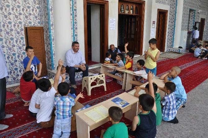 Iğdır'da Yaz Kur'an Kursları Büyük Bir Heyecanla Başladı