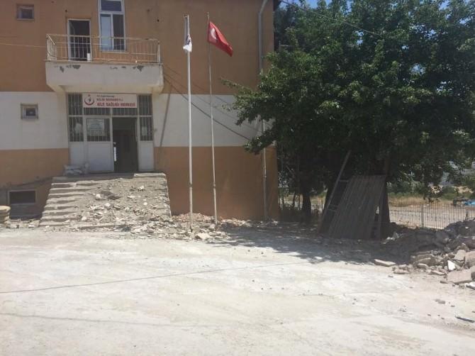 Musabeyli İlçe Entegre Hastanesi Restorasyonu Başladı
