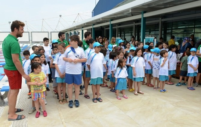 Nilüfer'de Yaz Spor Okulları İlk Mezunlarını Verdi