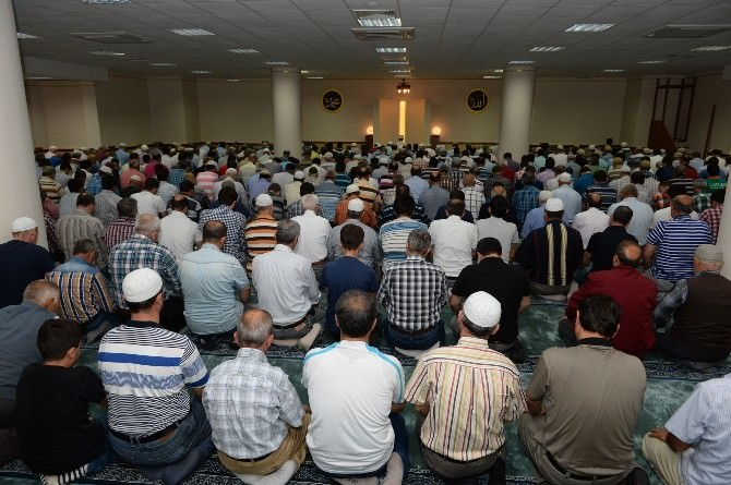 Demirtaş Camii İbadete Açıldı