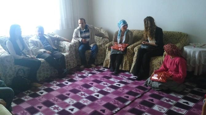 Kaymakam Ada, Ramazanda Da Yetim Ve Öksüz Çocukları Unutmadı