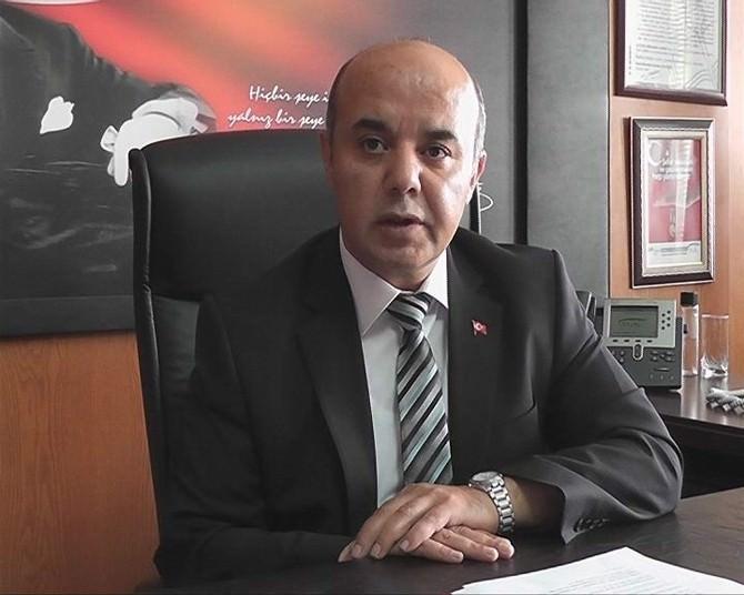 SGK İl Müdürü Hacı Mehmet Akdeniz: