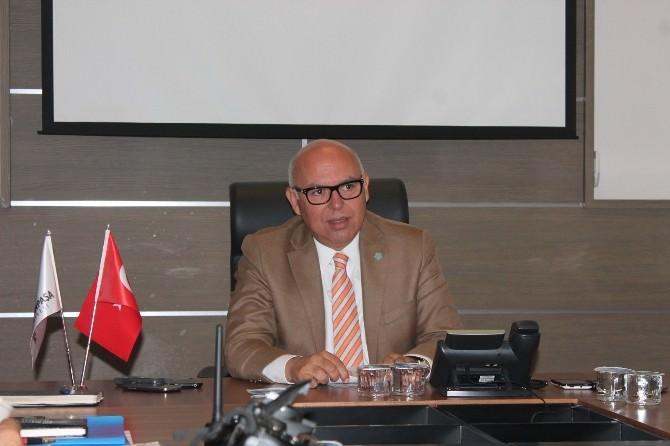 Süleymanpaşa Belediye Başkanı Ekrem Eşkinat'tan Tehdit Açıklaması