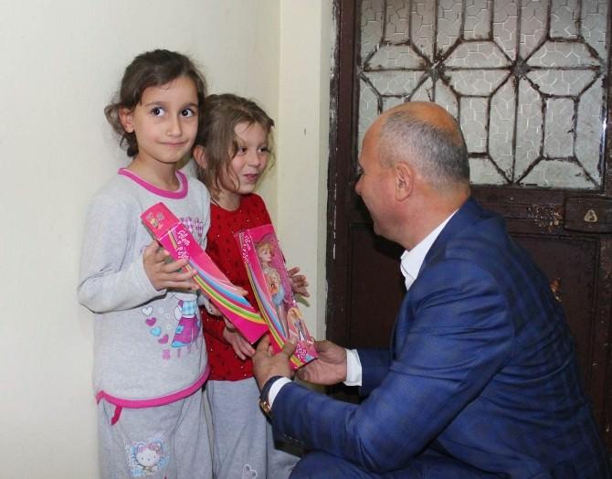 Başkan Togar'dan Çat Kapı İftar