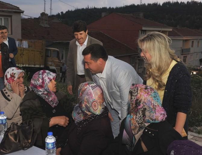 Yenidoğan Mahallesi İftar Programı Yoğun İlgi Gördü