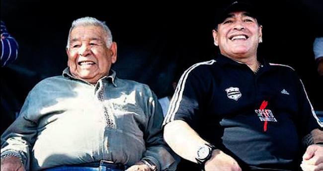 Maradona'ya acı haber