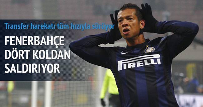 Fenerbahçe dört koldan