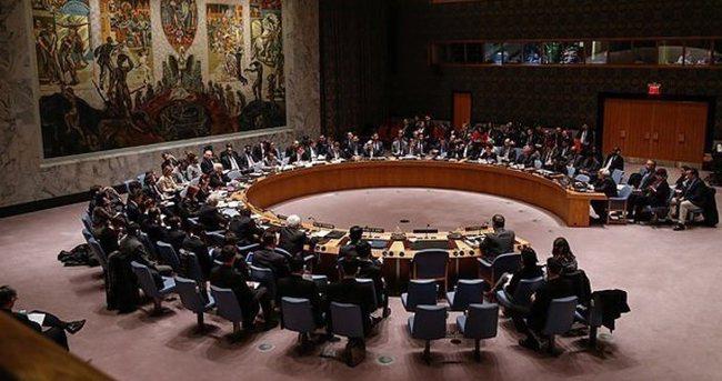 BM'den ABD'ye idamı kaldır çağrısı