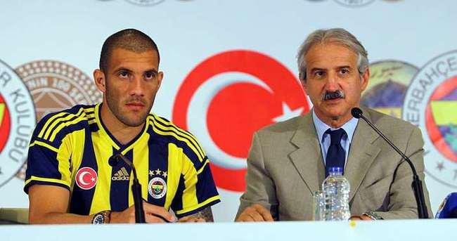 Fernandao'dan Fenerbahçe'ye 4 yıllık imza