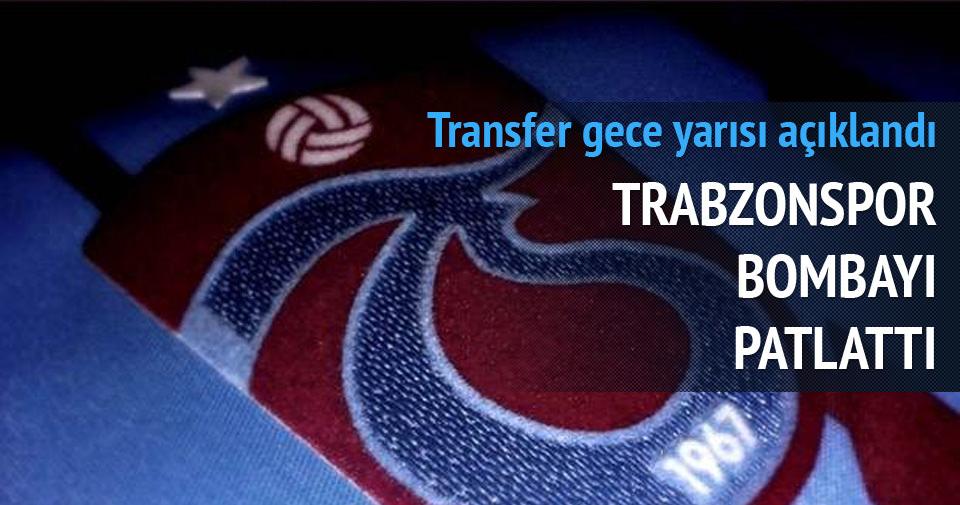 Trabzonspor M'bia ile anlaştı