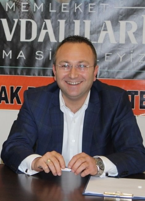 AK Parti Turgutlu İlçe Başkanı Mürşit Gedizli: