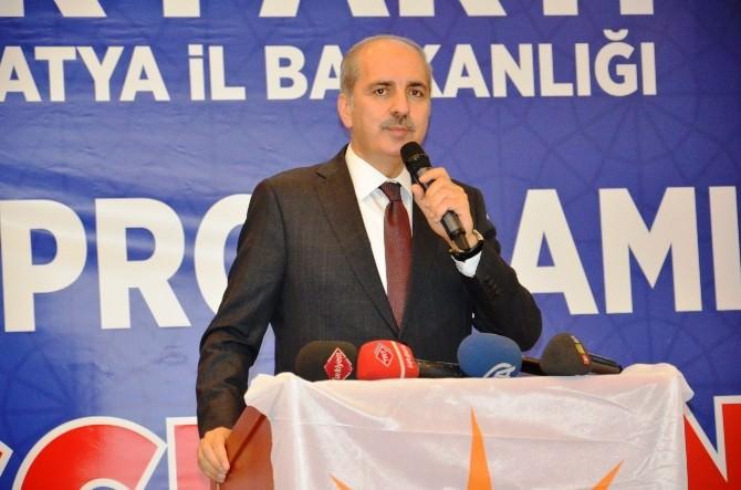 Başbakan Yardımcısı Kurtulmuş, Malatya'da İftar Programına Katıldı
