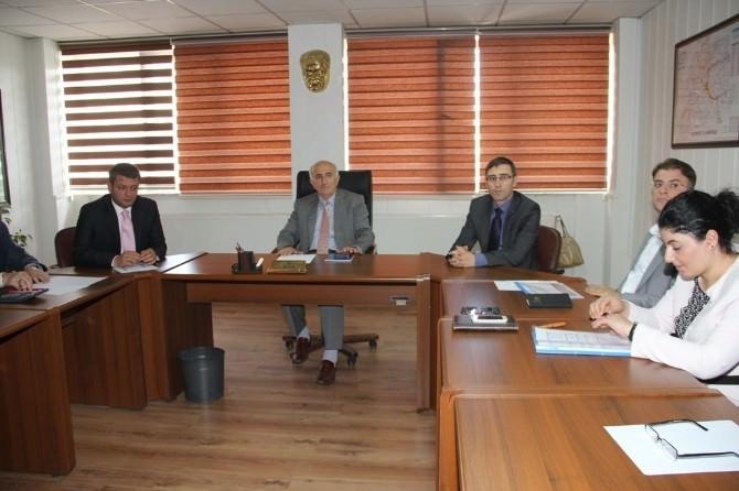 Bayburt 2015 Yılı KÖYDES Programı Genel Değerlendirilmesi Toplantısı Yapıldı