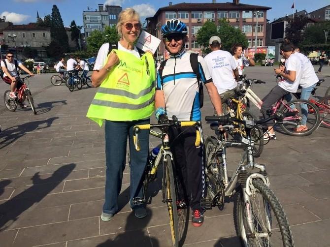 Avrupa Heyeti Bisiklet Turunda