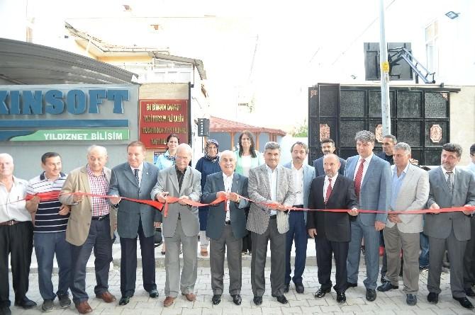 Edirne'de Kur'an Kursu Düzenlenen Törenle Açıldı