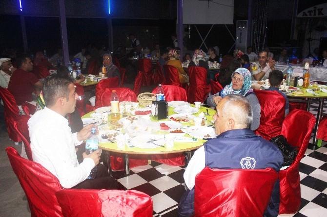 Beyşehir'de Şehit Yakınları Ve Gaziler Onuruna İftar Yemeği