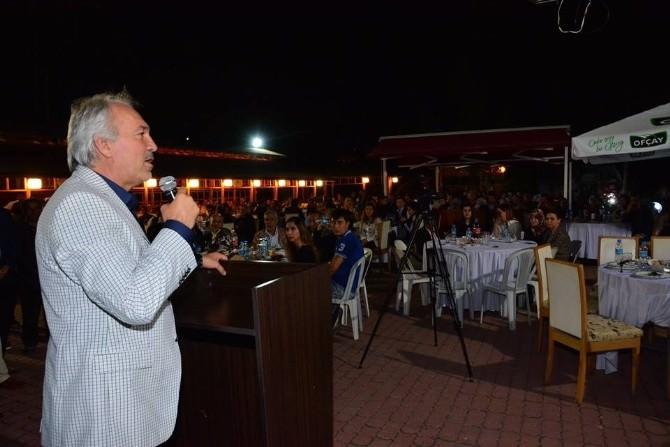 Kamil Saraçoğlu'ndan Belediye Personeline İftar