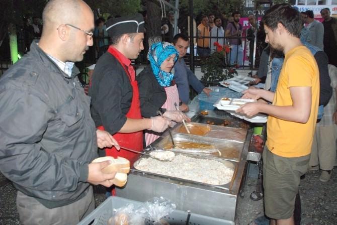 Mimar Sinan Cami'nde Süren Gelenek
