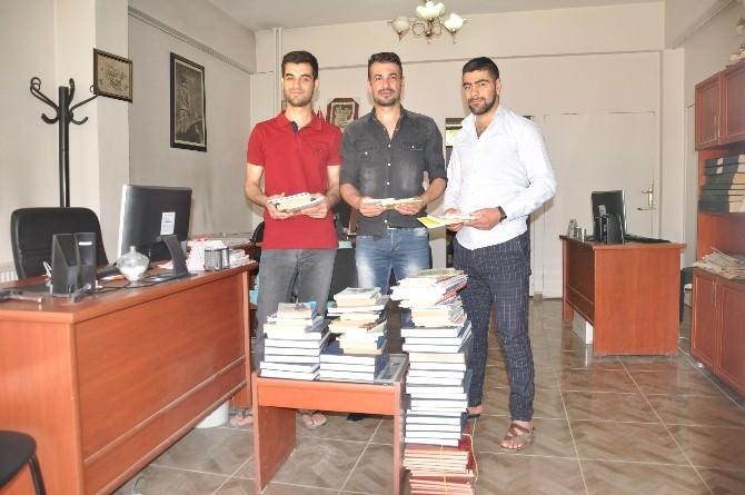 Muş'ta Gazi Ve Şehit Ailelerine Ramazan Ayı Hediyesi